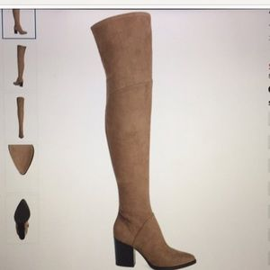NWT Marc Fisher over the knee boot